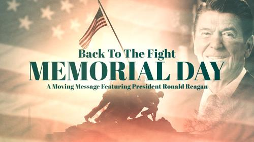 view the Video Illustration Back To The Fight (Memorial Day)