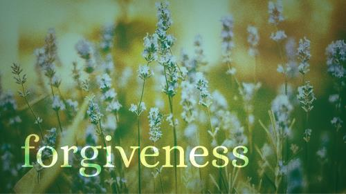 View Bible Verses about forgiveness