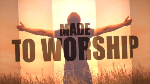 Video Illustration on Made To Worship