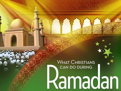 PowerPoint Template on During  Ramadan