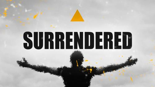 Video Illustration on Surrendered