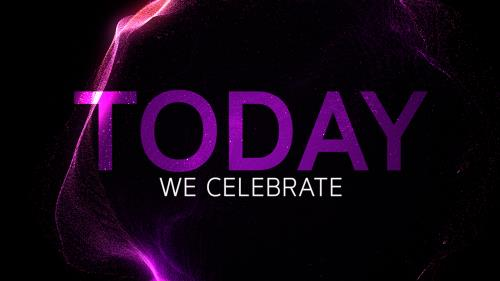 view the Video Illustration Today We Celebrate