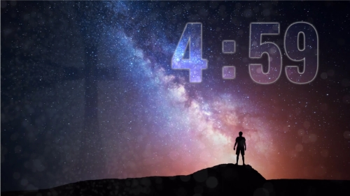 Countdown Video on Faith