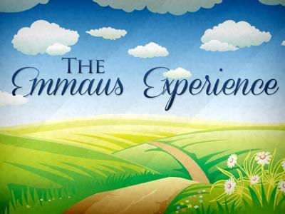 view the PowerPoint Template Emmaus  Experience