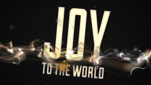 Video Illustration on Joy To The World