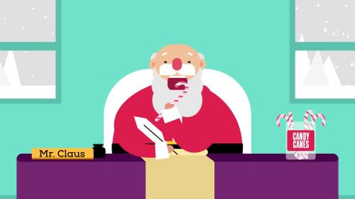 Video Illustration on Inviting Is Easy (Christmas)