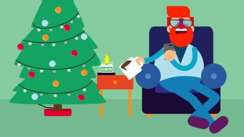view the Video Illustration Inviting Is A Wonderful Idea (Christmas)