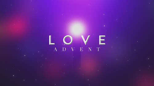 Video Illustration on Love (Advent)