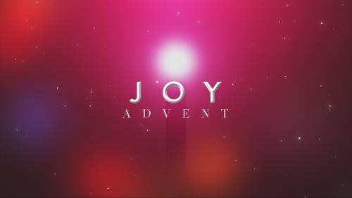 Video Illustration on Joy (Advent)