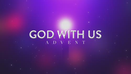 view the Video Illustration God With Us (Advent)