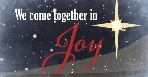 view the Video Illustration Christmas Welcome