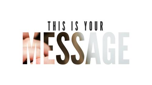 view the Video Illustration Made For Mission Week Three: What's My Message? (Video)