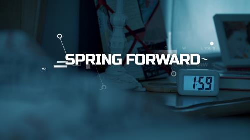 Video Illustration on Spring Forward Trailer