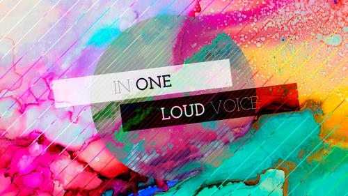 media One Loud Voice