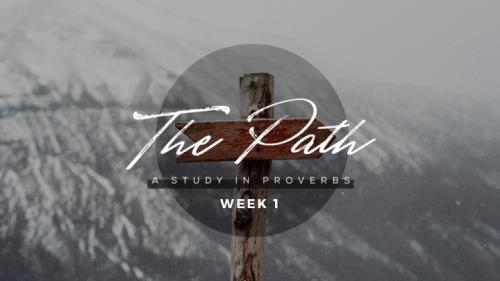 media The Path Week One: Your Direction Determines Your Destination