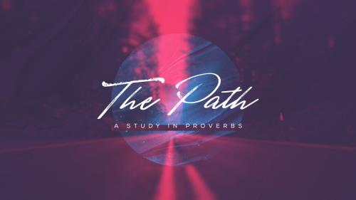 Video Illustration on The Path Series Bumper