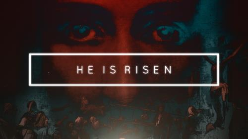 Video Illustration on He Is Risen