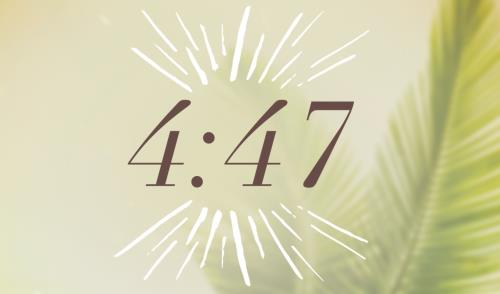 Countdown Video on Traditions Palm Sunday