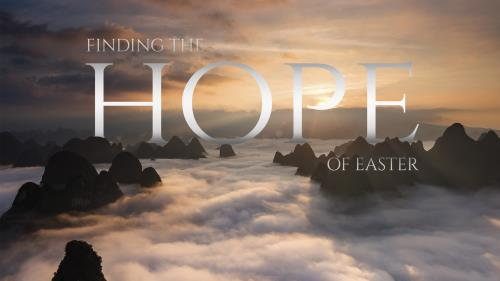 View Sermons about hope