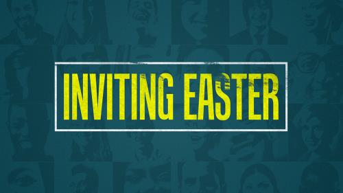 media Inviting Easter