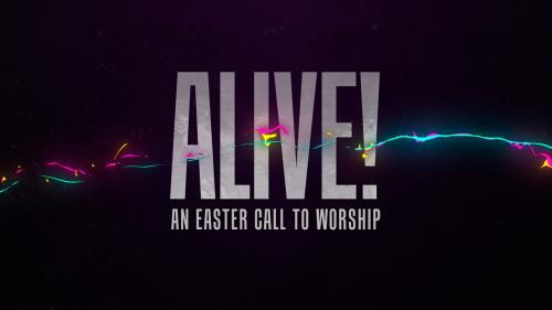 view the Video Illustration Alive (An Easter Call To Worship)