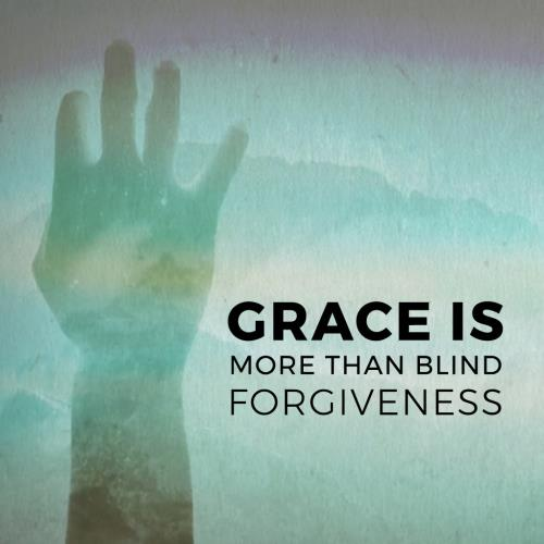 view the Image God's Grace Week 1: More Than Forgiveness (Social Media Image)