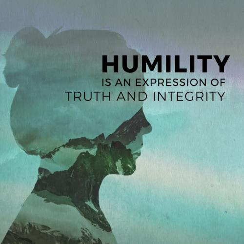view the Image God's Grace Week 3: Humility Brings Grace (Social Media Image)
