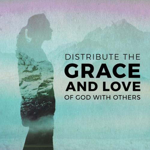 Image on God's Grace Week 4: Spreading Grace, Peace, And Truth (Social Media Image)