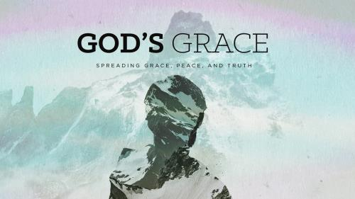 view the Video Illustration God's Grace Week 4: Spreading Grace, Peace, And Truth (Video)