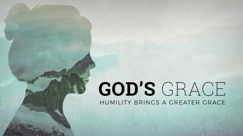 PowerPoint Template on God's Grace Week 3: Humility Brings Grace (Powerpoint)