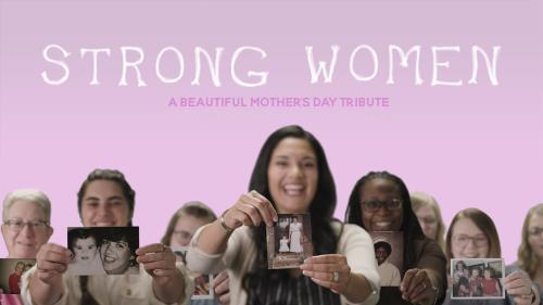 Video Illustration on Strong Women