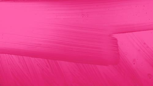Motion Background on Pink Paint Strokes