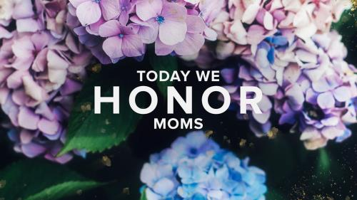 view the Video Illustration Mother's Day Honor