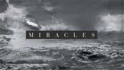 Worship Music Video on Miracles