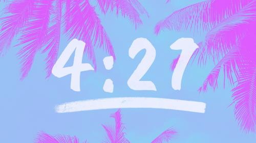 view the Countdown Video Summer Palms