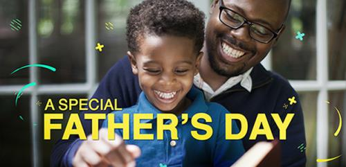 view the Video Illustration A Special Father's Day