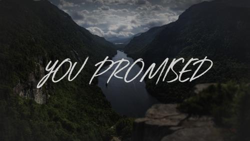 Video Illustration on You Promised