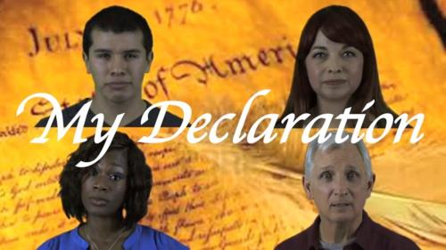 Video Illustration on My Declaration