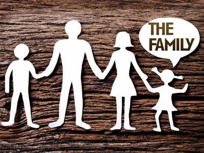 view the PowerPoint Template Family 3