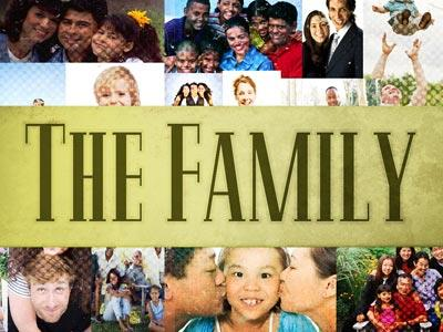 PowerPoint Template on Family  Multi 2