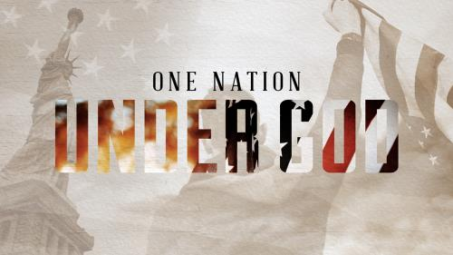 view the Video Illustration One Nation Under God