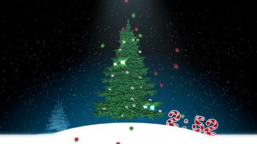 view the Countdown Video Christmas Tree Countdown