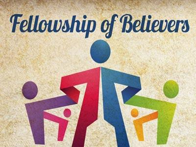 PowerPoint Template on Fellowship Of  Believers