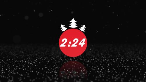 view the Countdown Video Simple Christmas Countdown