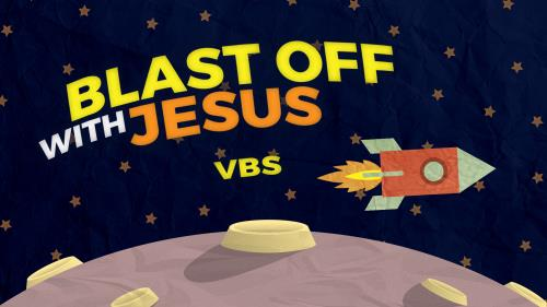 Space VBS Preaching Slide