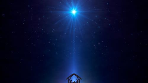 view the Motion Background Christmas Starlight One
