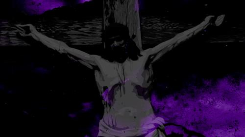 Motion Background on Crucified One