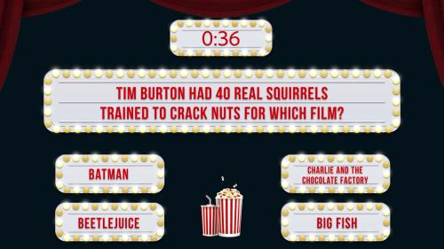 view the Countdown Video Movie Trivia Countdown 2