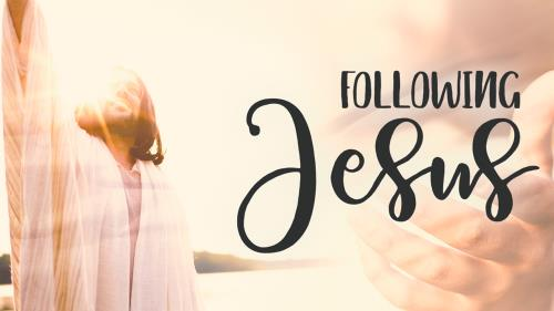 Video Illustration on Following Jesus