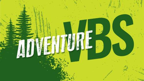 PowerPoint Template on Adventure Vbs